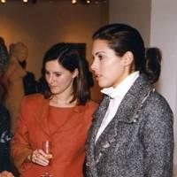 Marissa Fortescue and Jessica de Rothschild