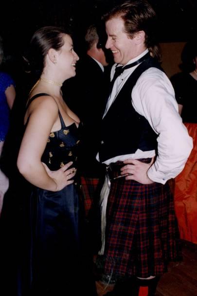 Sarah Vaughan-Edwards and Iain MacDonald