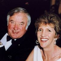 Jimmy Tarbuck and Lady Charles Spencer-Churchill