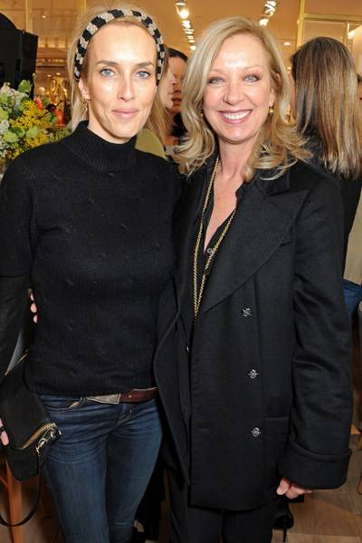 Mary Greenwell and Sarah Woodhead