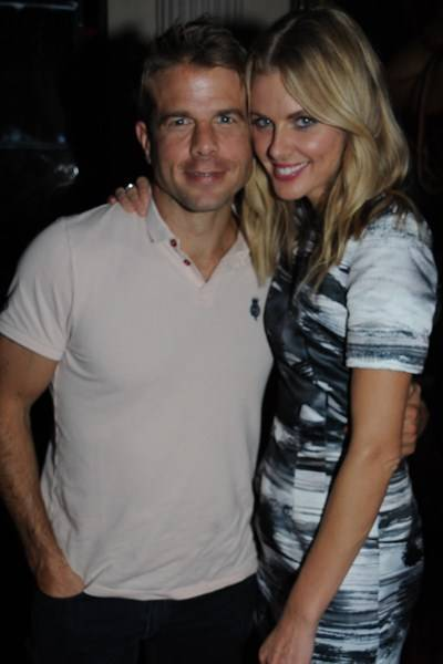 Nick House and Donna Air