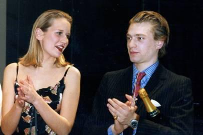 Vanessa Witts and Prince Constantin von Sachsen-Weimar-Eisenach