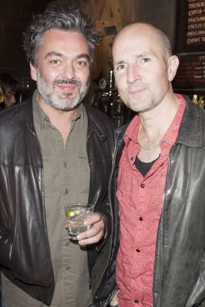 Jez Butterworth and Ian Rickson