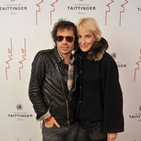 Olivier Zahm and Vanessa Bruno