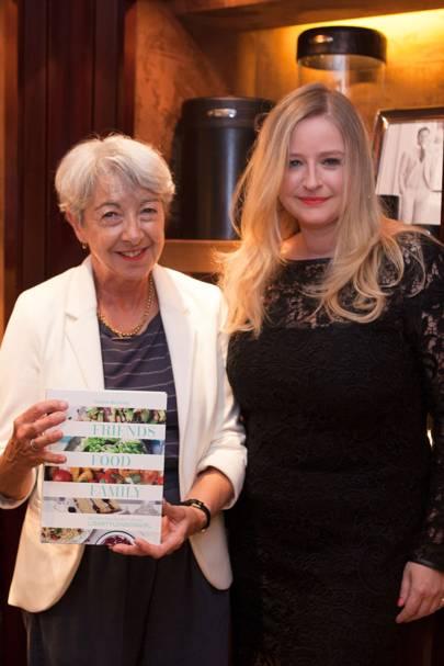 Jane O'Shea and Sasha Wilkins