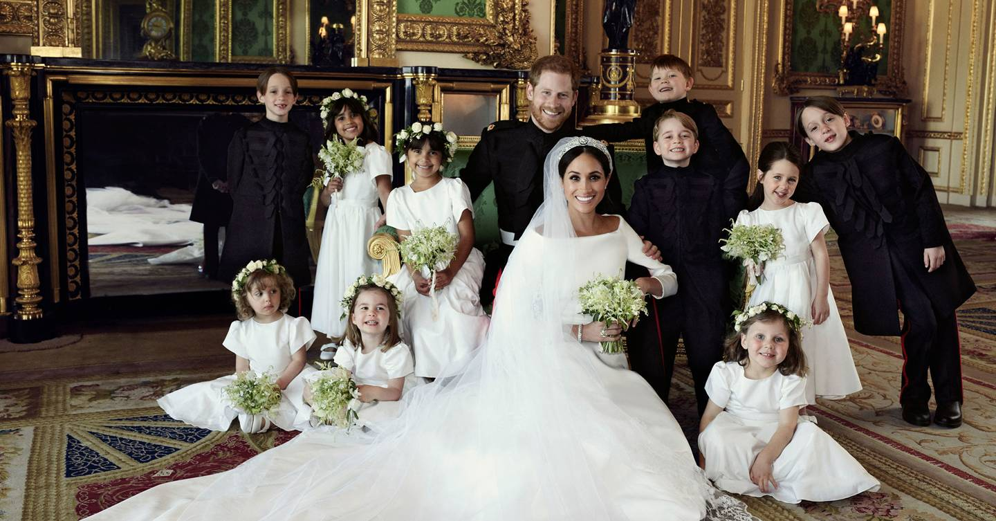 A Who's Who of Harry and Meghan's bridesmaids and pageboys