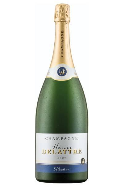 Lidl Henri Delattre champagne magnum
